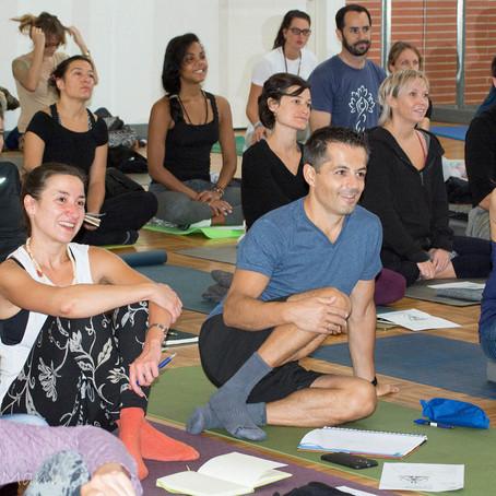 Leslie Kaminoff, más que anatomía del yoga