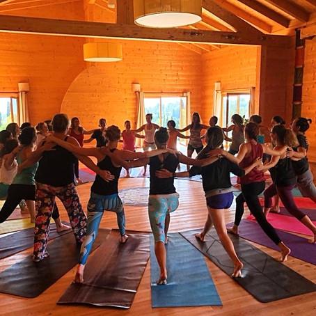 Yoga en Comunidad: Inti&killa Rainbow Club