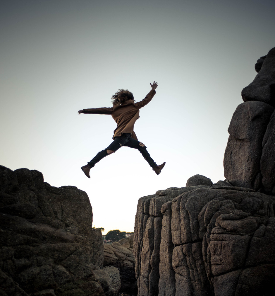 Taking A Leap of Courage