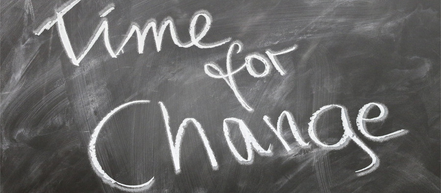 Here's How You Can Step Boldly into Change