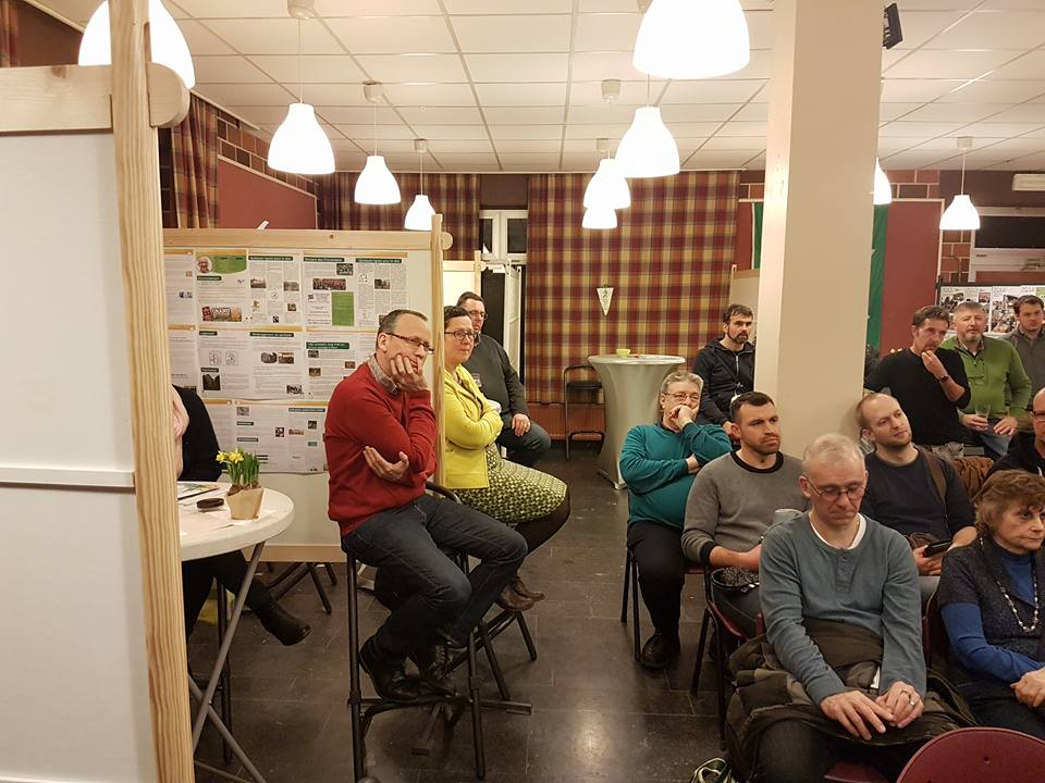 Workshop Ecolo 2017