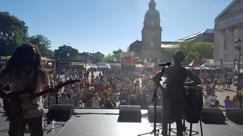 Schlossgrabenfest Darmstadt
