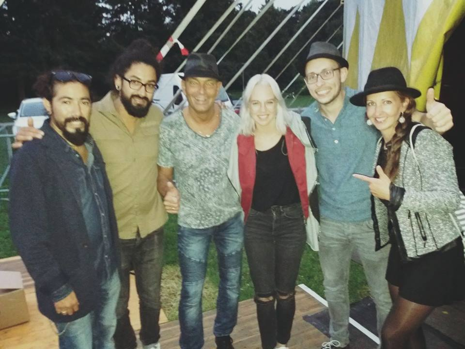 Support von Stefanie Heinzmann 2017