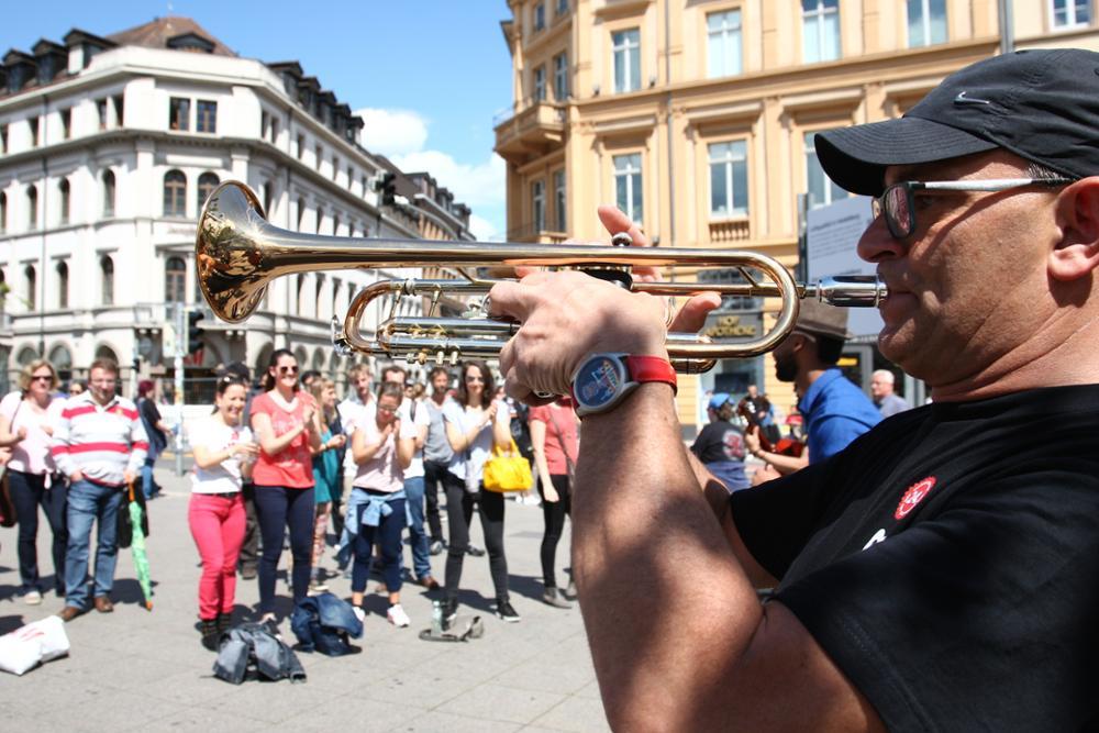 Straßenmusikerfestival Heidelberg
