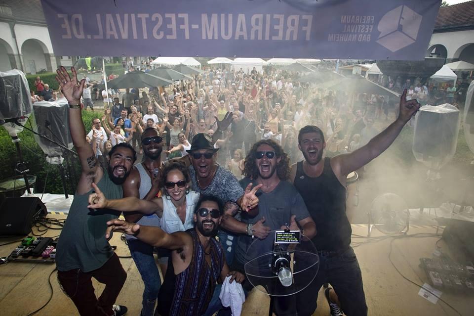 Freiraum-Festival 2018