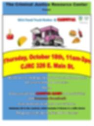 Food Truck Rodeo & Carnival Flyer-Resche