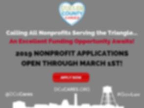 2019 Applications Open Slide - DCo Websi