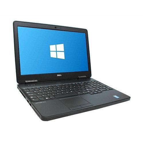 PORTATILES SEGUNDA MANO DELL LATITUDE E5540 CORE I5 1.6GHZ 8GBRAM 500HDD