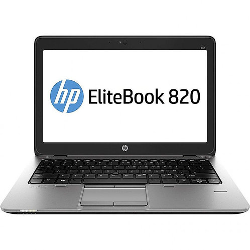 PORTÁTILES SEGUNDA MANO HP ELITEBOOK 820 G2 CORE I5 2.3GHZ 4GBRAM 320