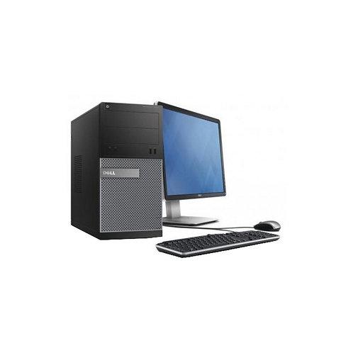 ORDENADORES COMPLETOS SEGUNDA MANO DELL 3020 CORE I3 3.4GHZ 4GB 500HDD W10