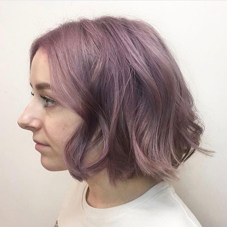 Stage 2 complete! Pastel Purple