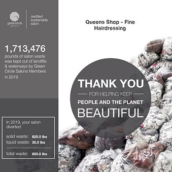 Thank You!! Our efforts of a sustainably