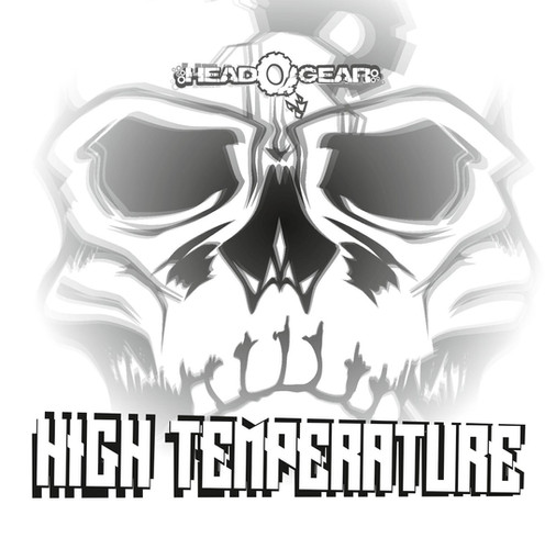 "Debut EP ""High Temperature"""