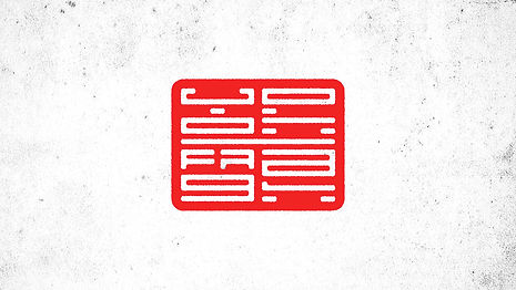 Yoon Fagan Dojang Stamp