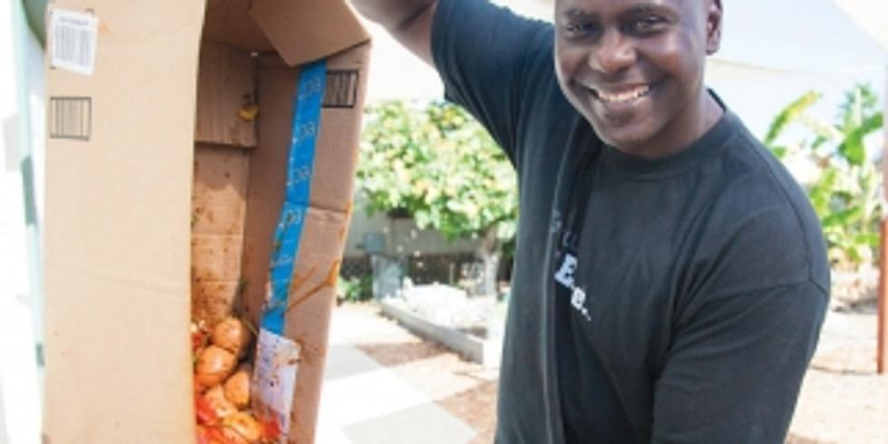 Bokashi Composting Workshop