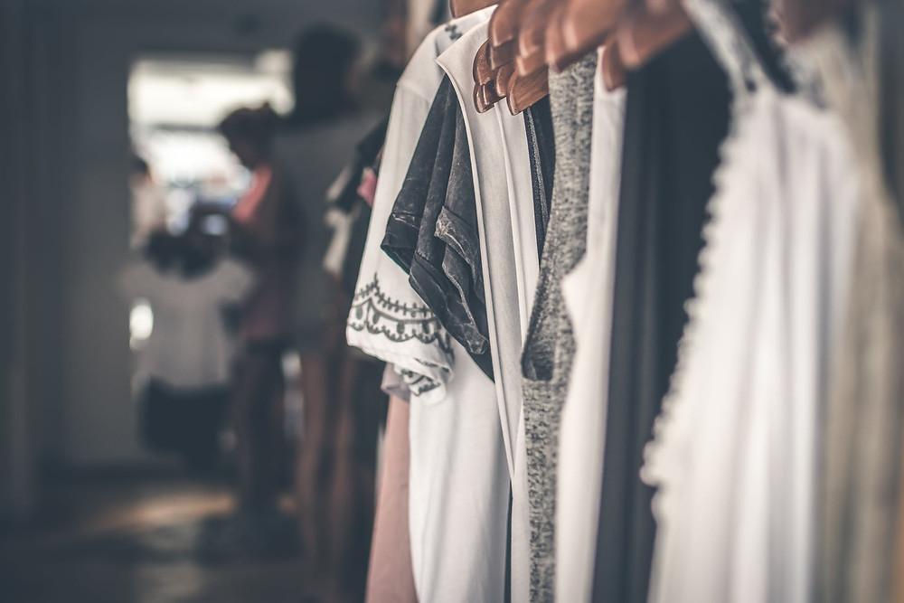 Clothing Hashtags