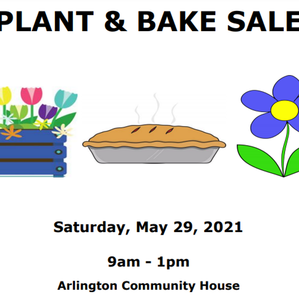 Annual Plant and Bake Sale