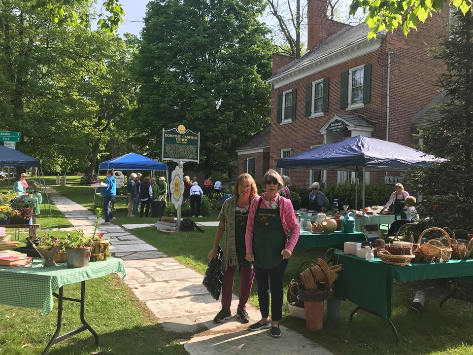 Plant and Bake Sale 2019