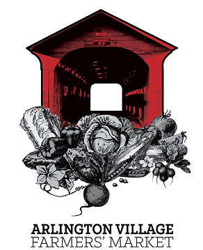 Arlington Village Farmers Market Logo