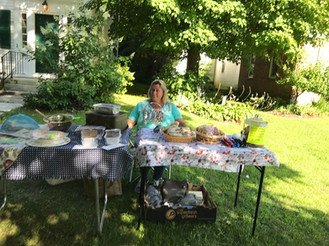 Michele from Michele's Home-baked Goods