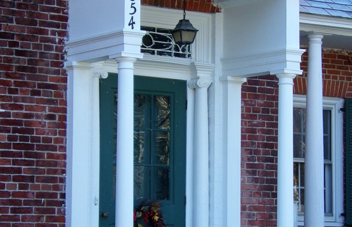 Front Door, Oct. 2019