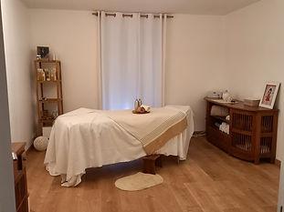 Cabine de Massages, Soins visage