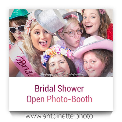 Cassie's Hens Night Photo Booth