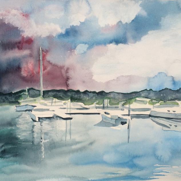 Hilton Head Dock