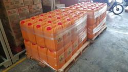 Golden Palm Oil - Jerrycan 18kg (20L)