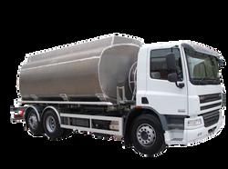Golden Palm Oil Lorry Tanker
