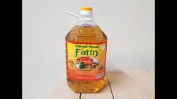 Golden Palm Oil - Fatin 5kg