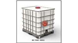 Golden Palm Oil IBC TANK - 900kg