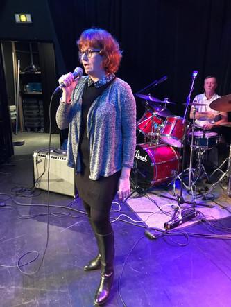 Marie-Christine - choeurs, accordéon
