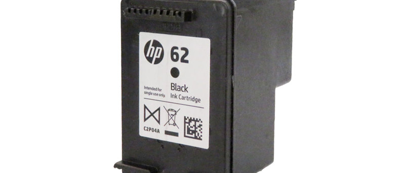 HP 62 Black Ink Refill