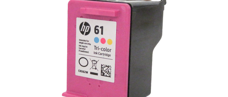 HP 61 Colour Ink Refill