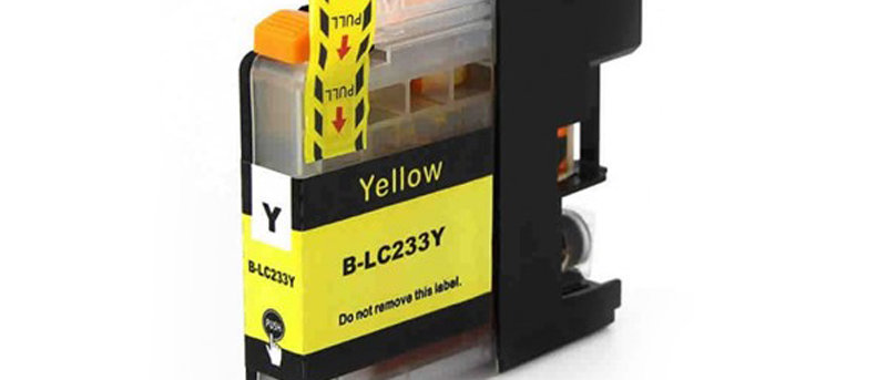 Brother 231 Yellow Ink Refill