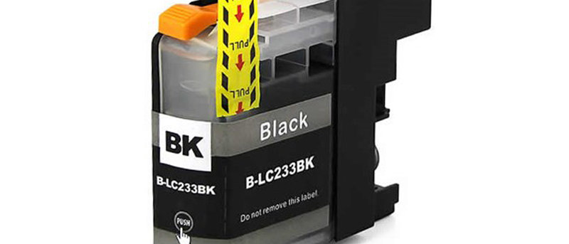 Brother 231 Black Ink Refill