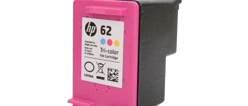 HP 62 Colour Ink Refill