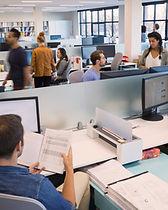 Pessoas que trabalham em Open Office