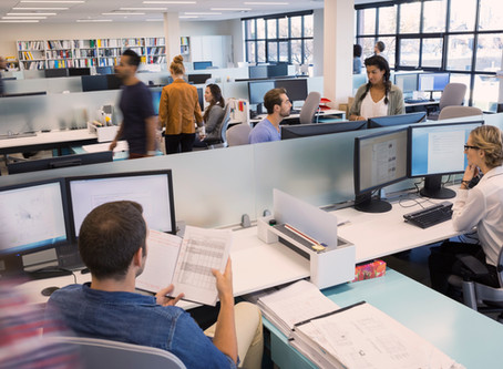 Workplaces have changed, employees' needs have changed, but benefit plans haven't changed.