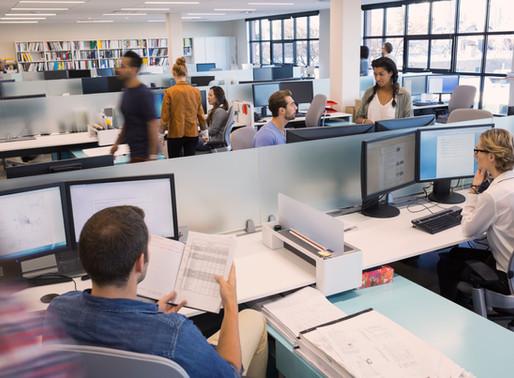 Психологические проблемы в офисе