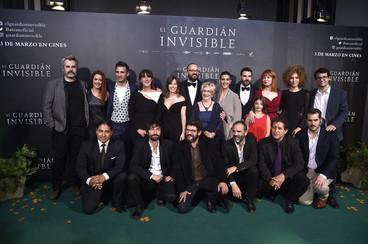 """Estreno de """"El guardián invisible"""""""