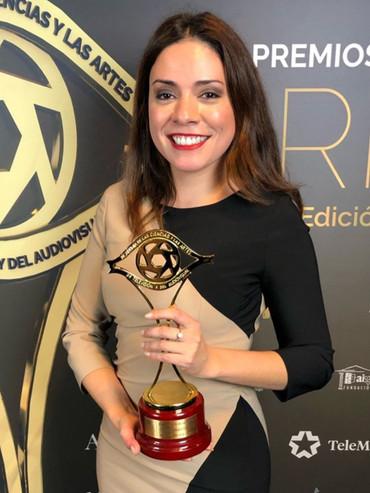 """""""Cuéntame"""" recibe el Premio Iris de la Crítica 2019"""
