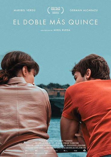 """""""El doble mas quince"""" con Oti Manzano en el Festival de Cine de Málaga"""