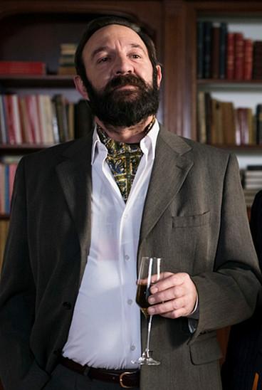 José Lobato se suma al reparto de 'El continental'