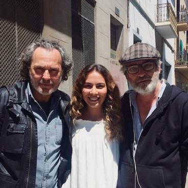 Marta Vives será Jerónima de Burgos - TVE