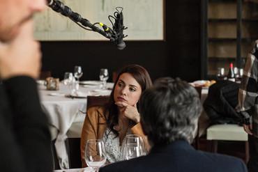 """Rodaje de """"La Suite Nupcial"""" con Ana Arias"""