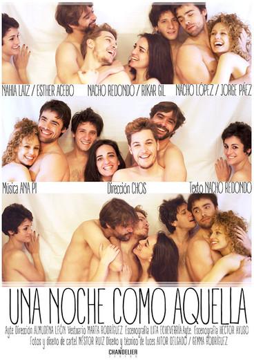 Jorge Páez inicia su 3ª temporada con 'Una noche como aquella' en el Teatro Lara