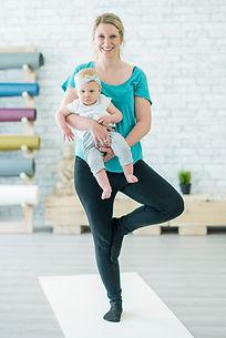 yoga maman bébé