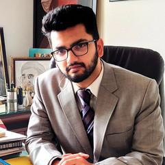 Mr. Zafar Khurshid (He/Him)